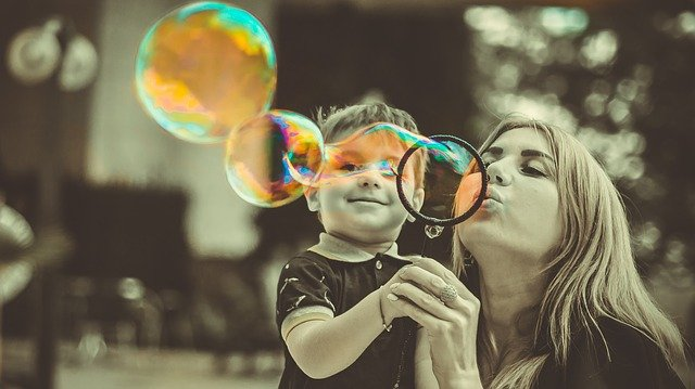 Why Being a Mom is Enough?